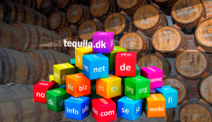 Tequila.dk - The only toplevel tequila domain name