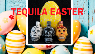 Tequila Easter Eggs