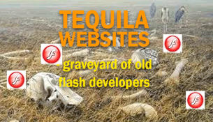 Tequila Websites and other ramblings