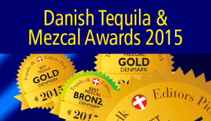 Danish Tequila and Mezcal Awards 2015