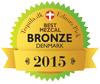 Bronze Best Mezcal Denmark 2015
