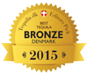 Bronze Best Tequila Denmark 2015