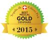 Gold best mezcal denmark 2015