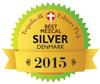 Silver Best mezcal Denmark 2015