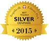 Silver Best Tequila Denmark 2015