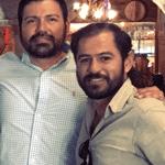 Frank & Jesus - cofounders of the wonderful Gran Dovejo Tequila