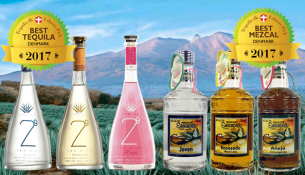 Tequila and Mezcal of the year 2017 - Denmark