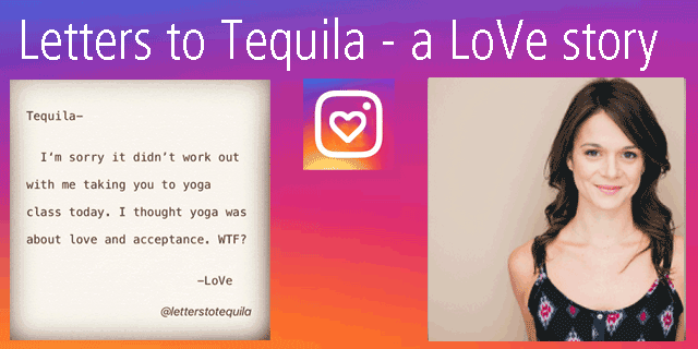 Letters to Tequila