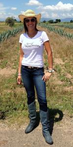 Rebeca Ureña Mezcal Madrona´s Owner and President