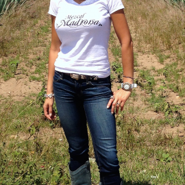 Rebeca Ureña Mezcal Madrona´s Owner and President