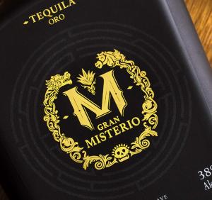 Gran Misterio Tequila logo
