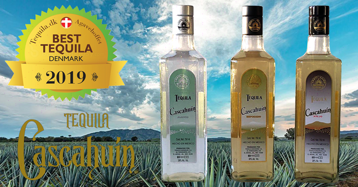 Best Tequila and Mezcal in Denmark 2019