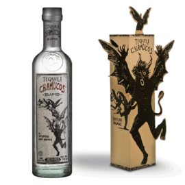 Chamucos Tequila Blanco