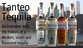 Tanteo Tequila - Flavoured tequila