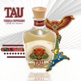 All Tau Tequila products